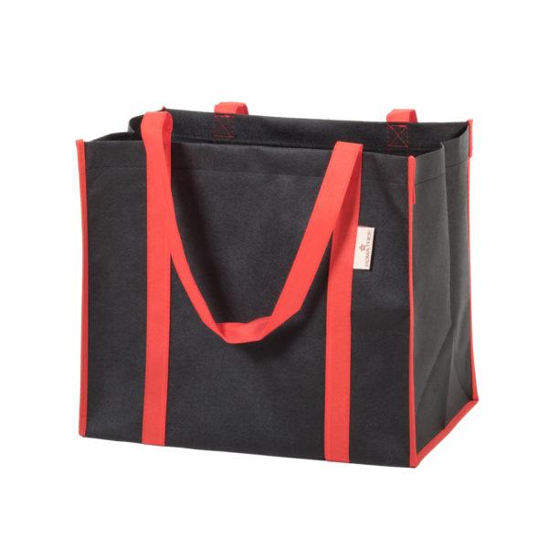 Shopper Red Sayagata Tote Bag